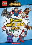 {5-Minute Super Hero Stories: Scholastic}